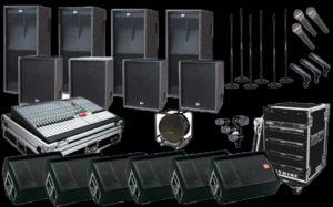 1. Harga Sewa Sound System