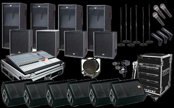 harga sewa sound system jakarta barat di Wm Project